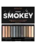 Makeup Revolution Iconic Smokey Eyeshadow Palette