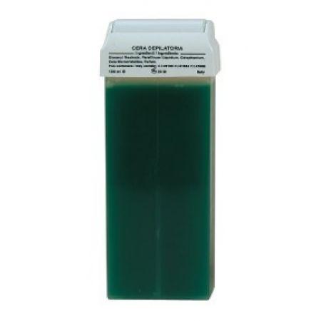 Κερί Αποτρίχωσης Ρολέτα Χλωροφύλλης Πράσινο 100ml