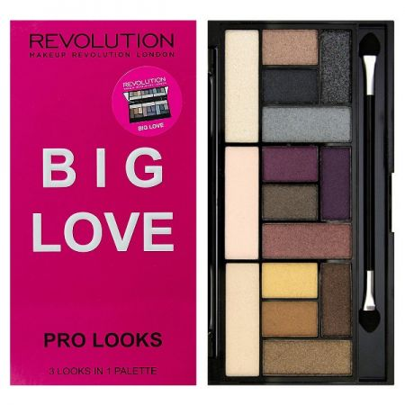 Makeup Revolution Pro Looks Palette Big Love