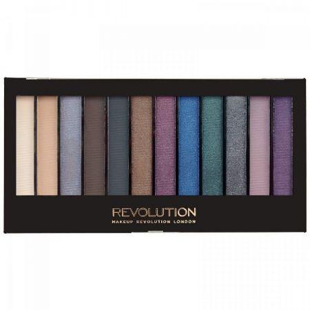 MakeUp Revolution Redemption Palette Essential Hot Smoked