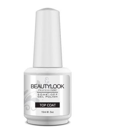 Beautylook No Wipe Top Coat 15ml