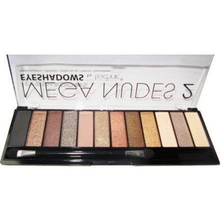 Technic Mega Nudes Eyeshadows 2